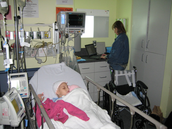 childhood cancer hospital